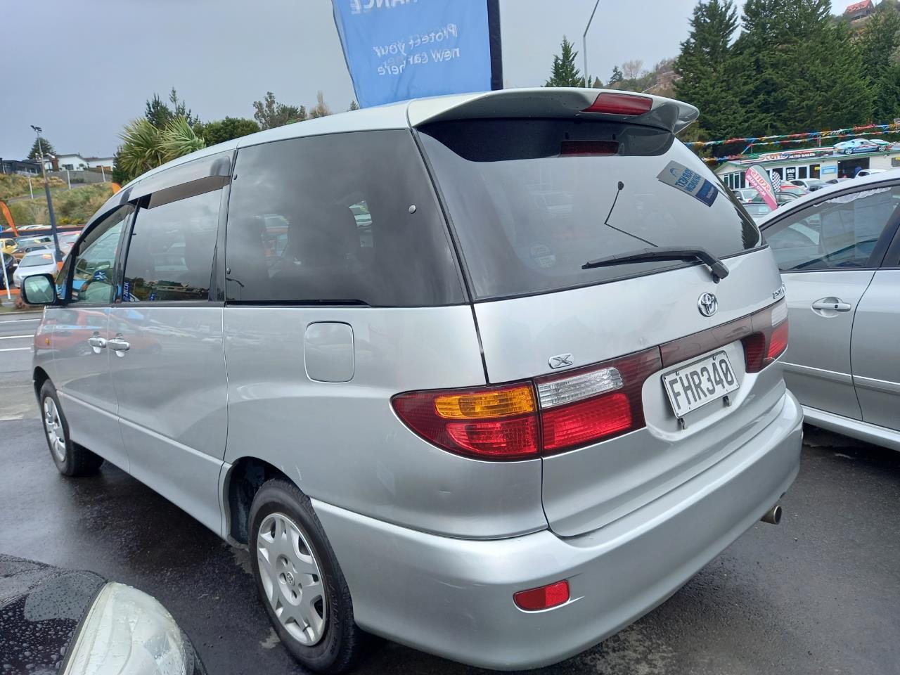 image-3, 2001 Toyota Estima 8 Seats No Deposit Finance at Dunedin