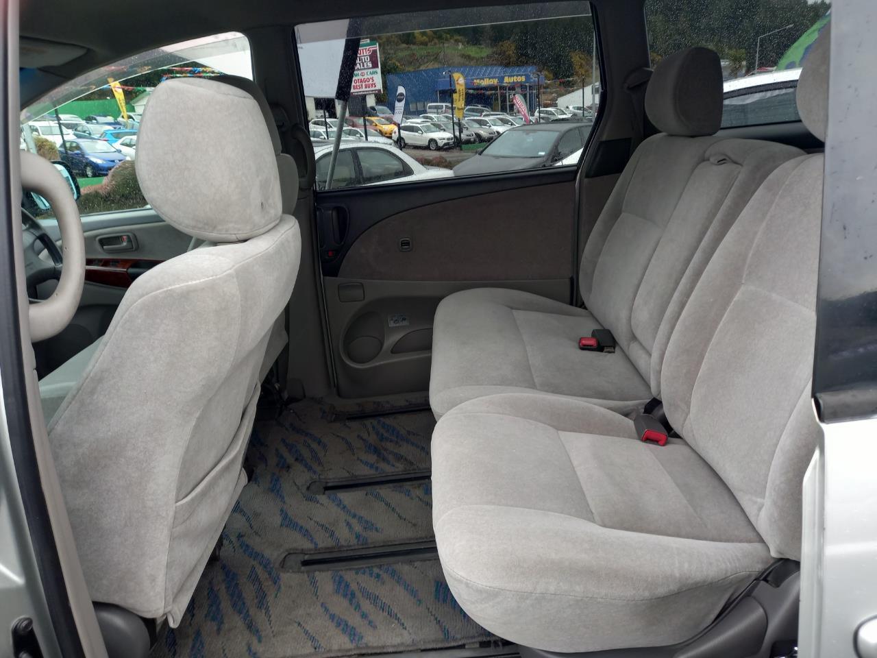 image-10, 2001 Toyota Estima 8 Seats No Deposit Finance at Dunedin