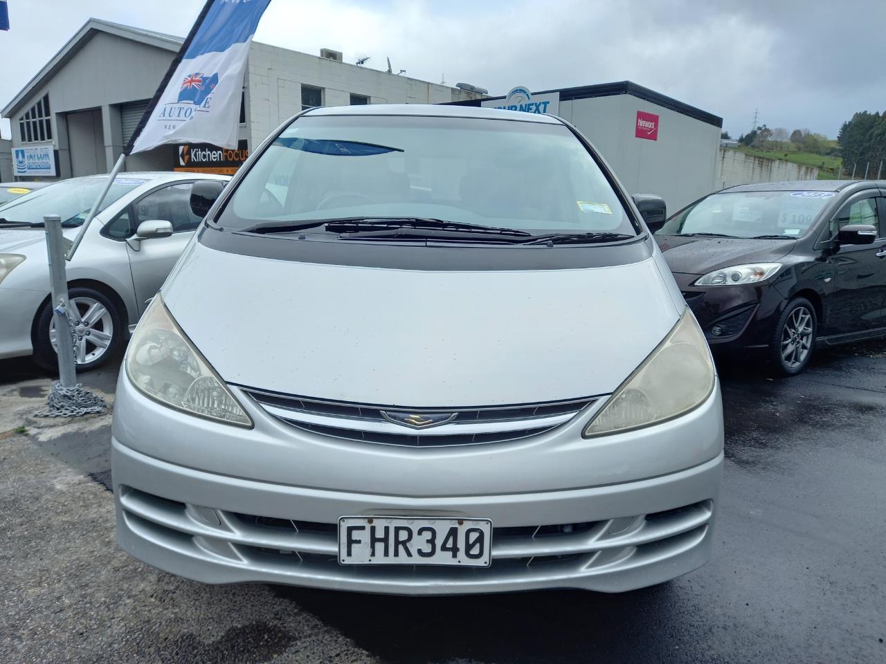 image-2, 2001 Toyota Estima 8 Seats No Deposit Finance at Dunedin