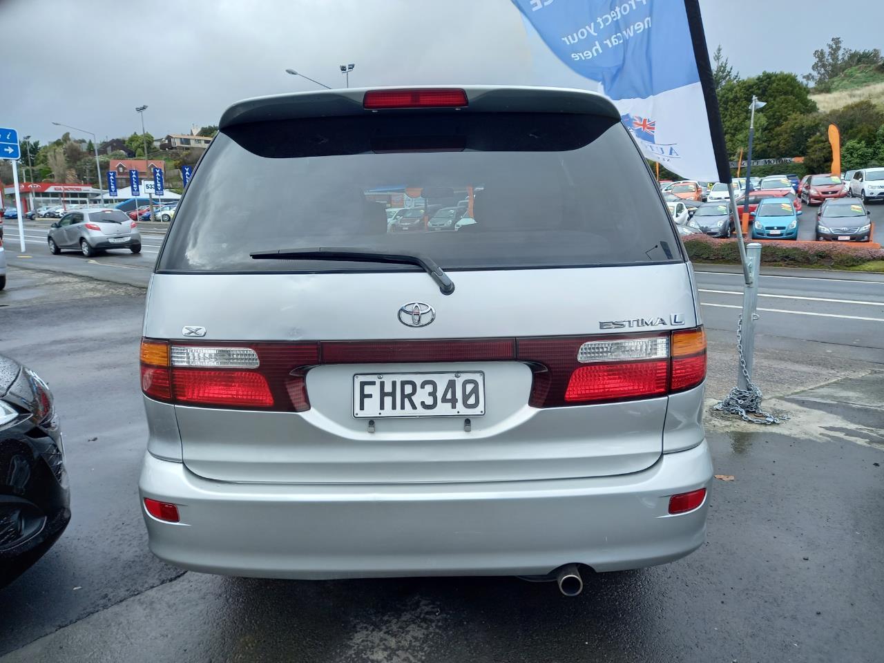 image-4, 2001 Toyota Estima 8 Seats No Deposit Finance at Dunedin