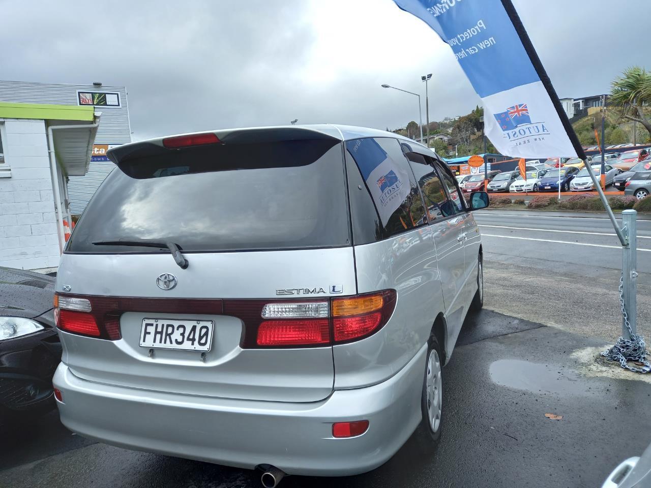 image-6, 2001 Toyota Estima 8 Seats No Deposit Finance at Dunedin