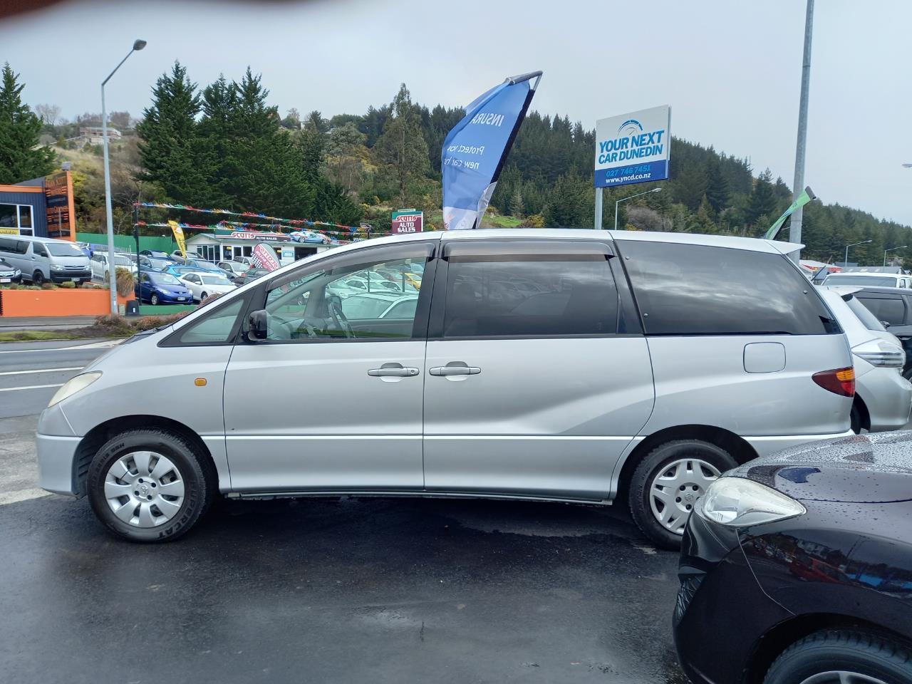 image-7, 2001 Toyota Estima 8 Seats No Deposit Finance at Dunedin