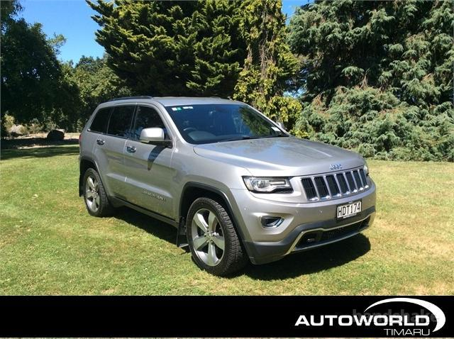 Image 0, 2013 Jeep Grand Cherokee LIMITED 4WD 3.6P | PRICE At Timaru ...