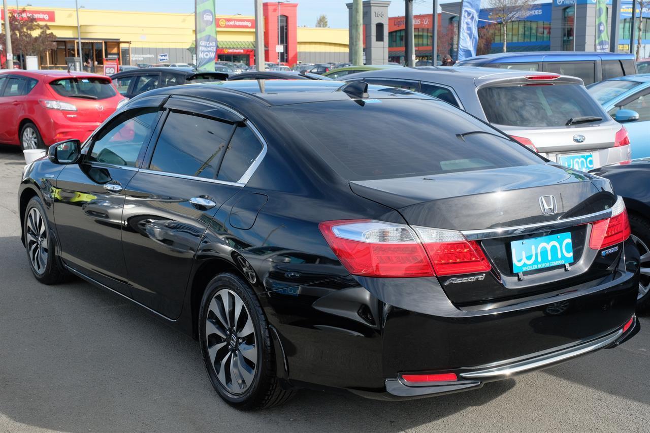 image-3, 2013 Honda Accord Hybrid 'LX' at Christchurch