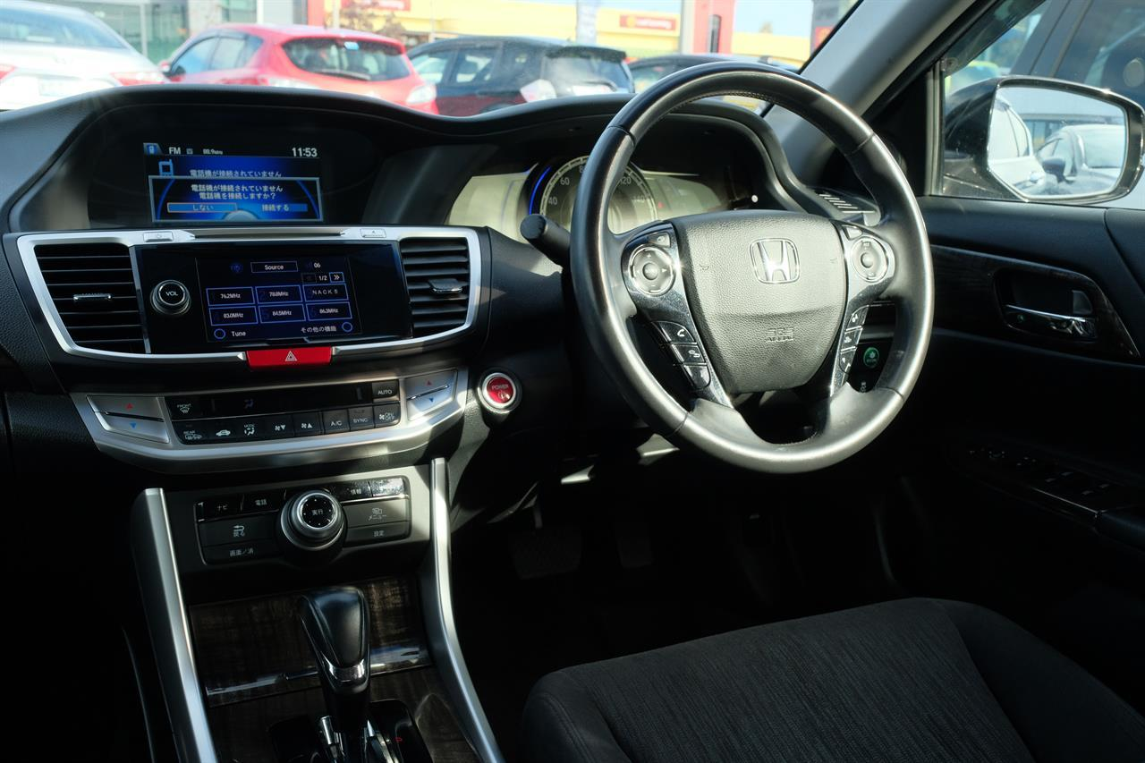 image-11, 2013 Honda Accord Hybrid 'LX' at Christchurch