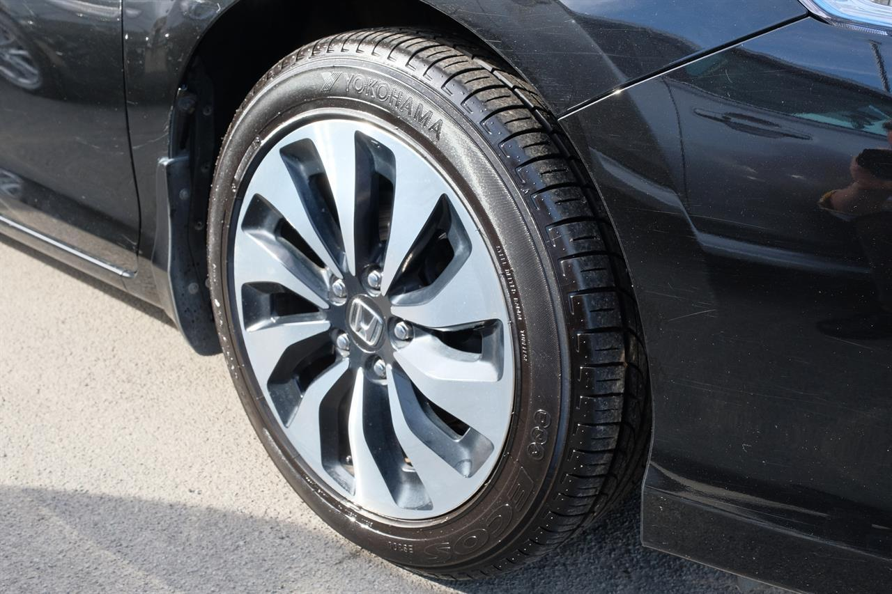 image-8, 2013 Honda Accord Hybrid 'LX' at Christchurch