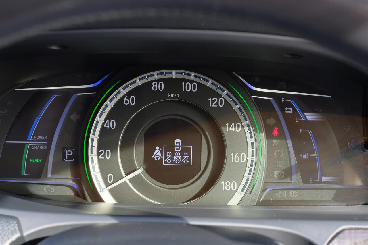 image-14, 2013 Honda Accord Hybrid 'LX' at Christchurch