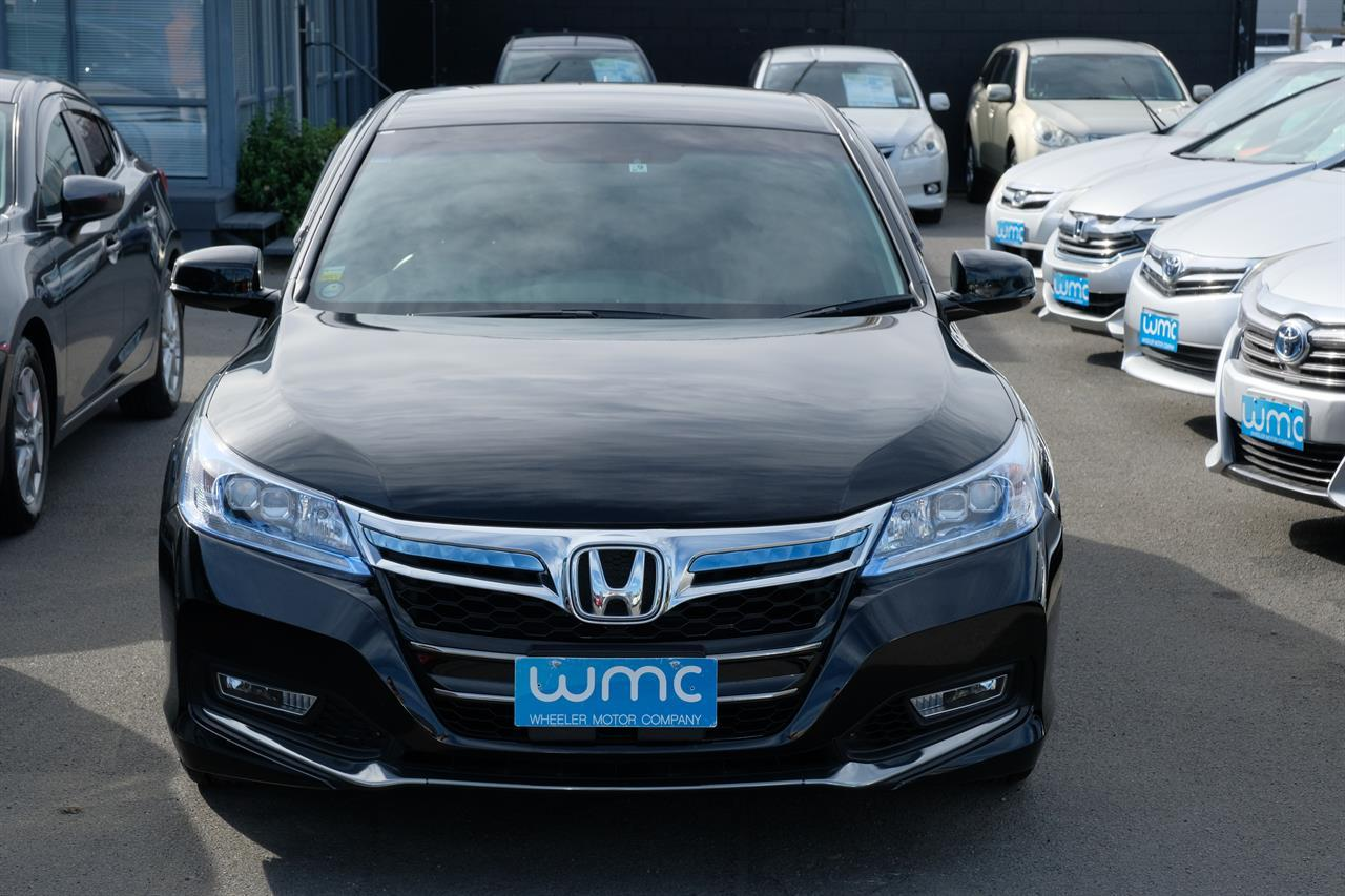 image-2, 2013 Honda Accord Hybrid 'LX' at Christchurch