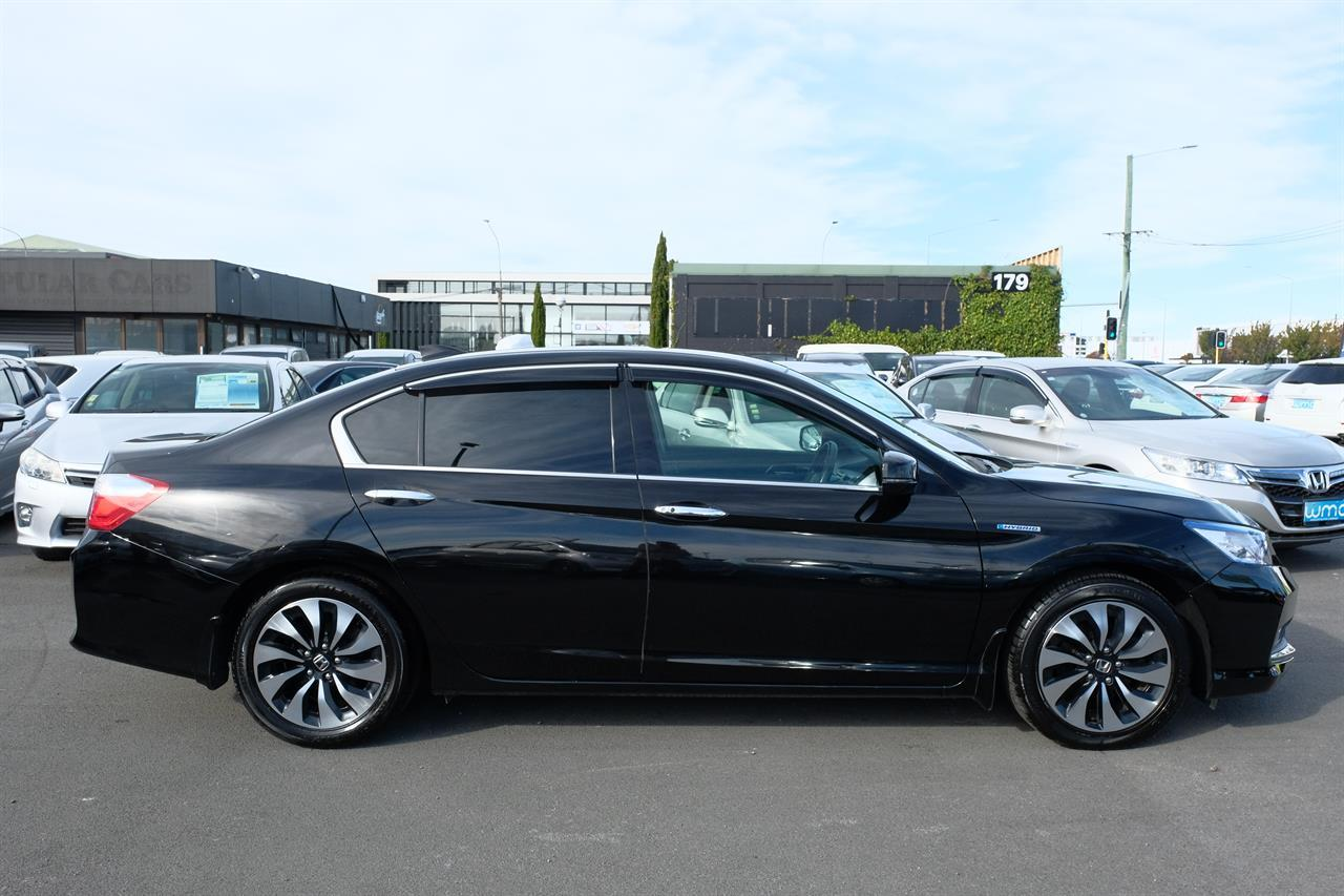 image-6, 2013 Honda Accord Hybrid 'LX' at Christchurch