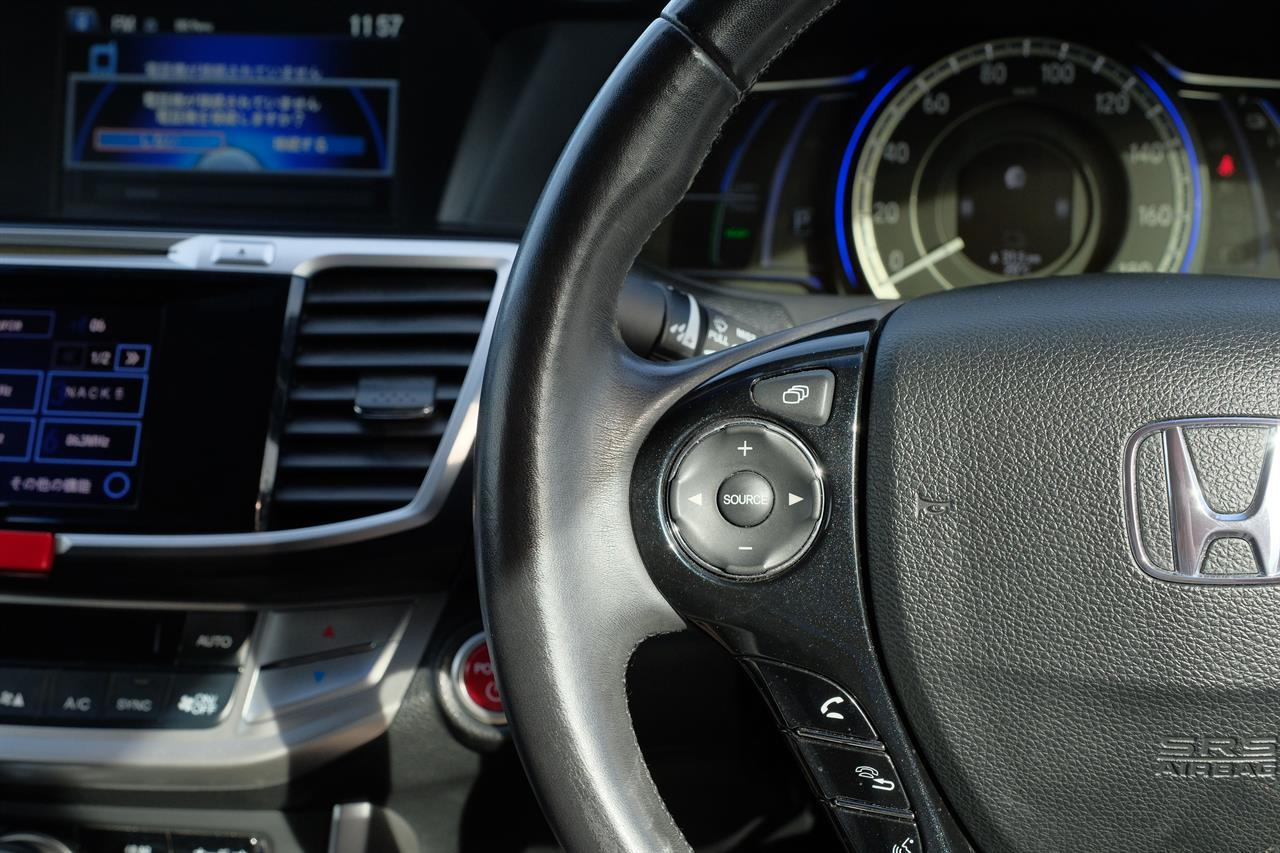 image-16, 2013 Honda Accord Hybrid 'LX' at Christchurch