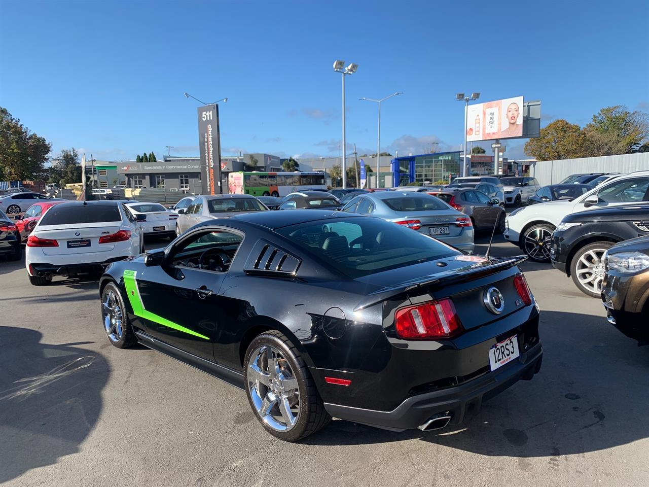image-3, 2012 Ford Mustang RS3 Roushcharged 540 BHP at Christchurch