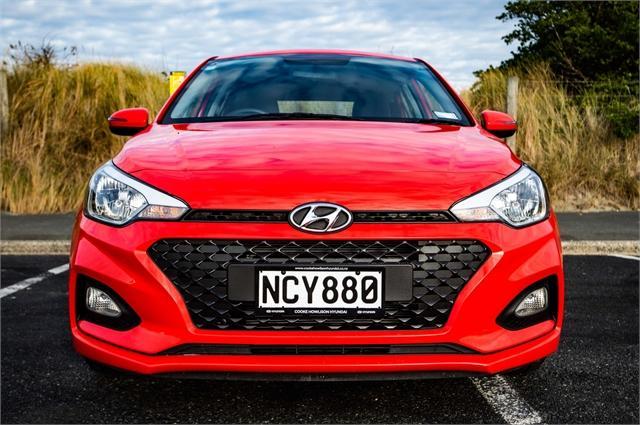 image-1, 2020 Hyundai i20 1.4P/4At at Dunedin