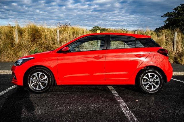 image-3, 2020 Hyundai i20 1.4P/4At at Dunedin