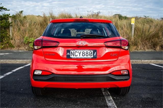 image-5, 2020 Hyundai i20 1.4P/4At at Dunedin