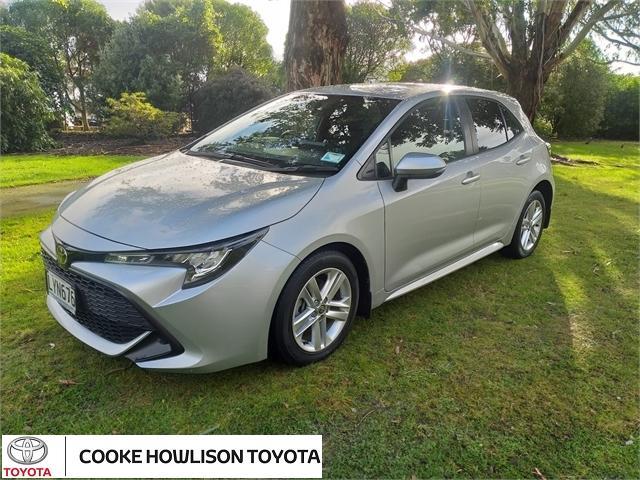 image-2, 2019 Toyota Corolla GX Hatchback at Dunedin
