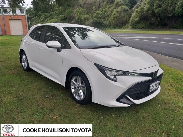 image-0, 2019 Toyota Corolla GX Hatchback at Dunedin