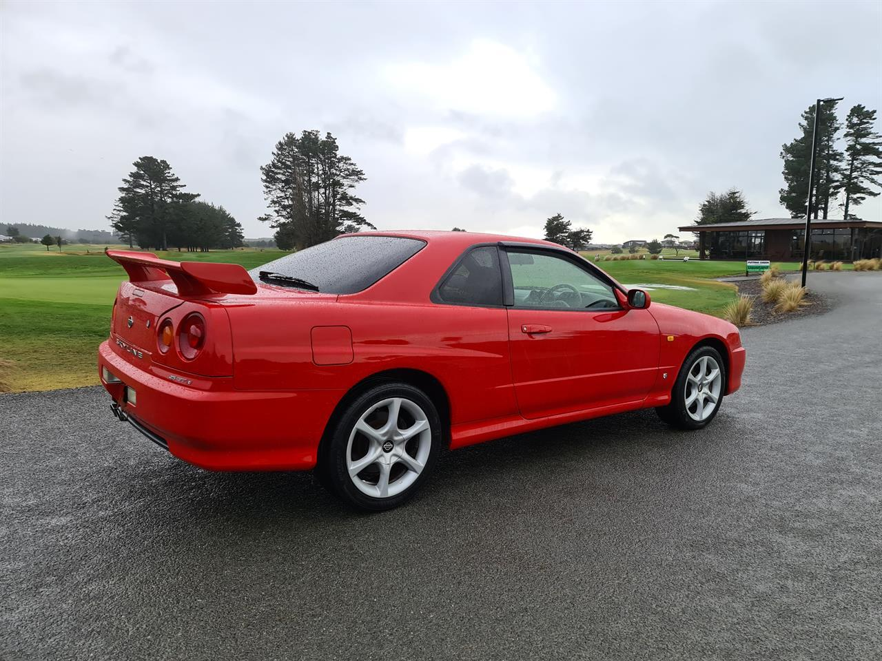 image-4, 2000 Nissan Skyline COUPE 25 GT TURBO at Christchurch