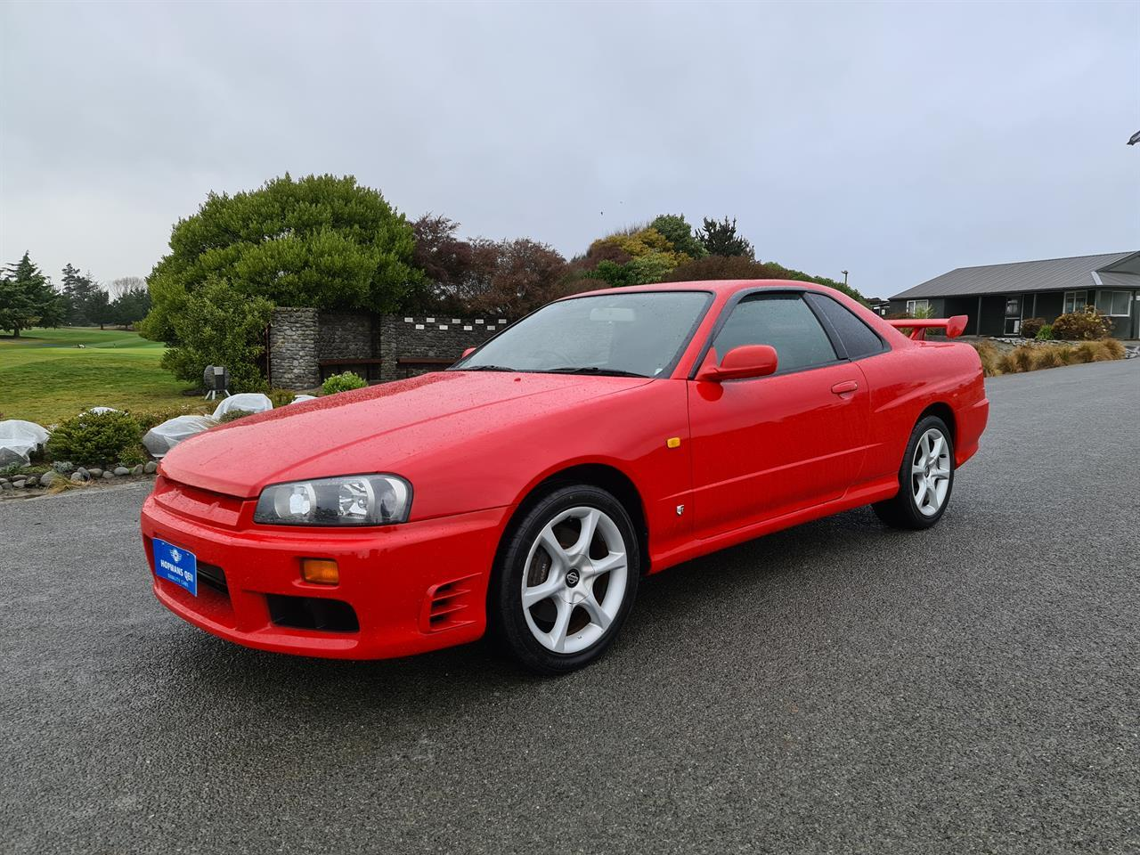image-1, 2000 Nissan Skyline COUPE 25 GT TURBO at Christchurch