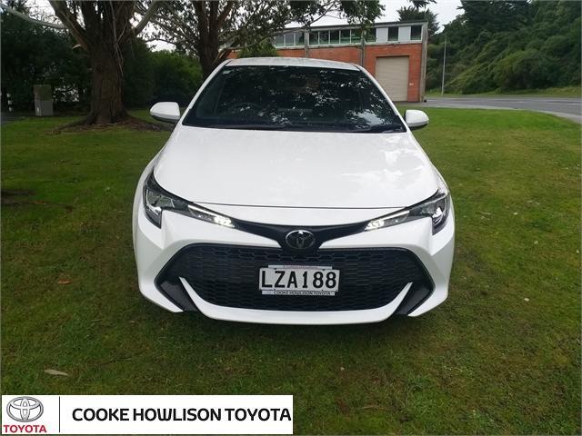 image-1, 2019 Toyota Corolla GX Hatchback at Dunedin