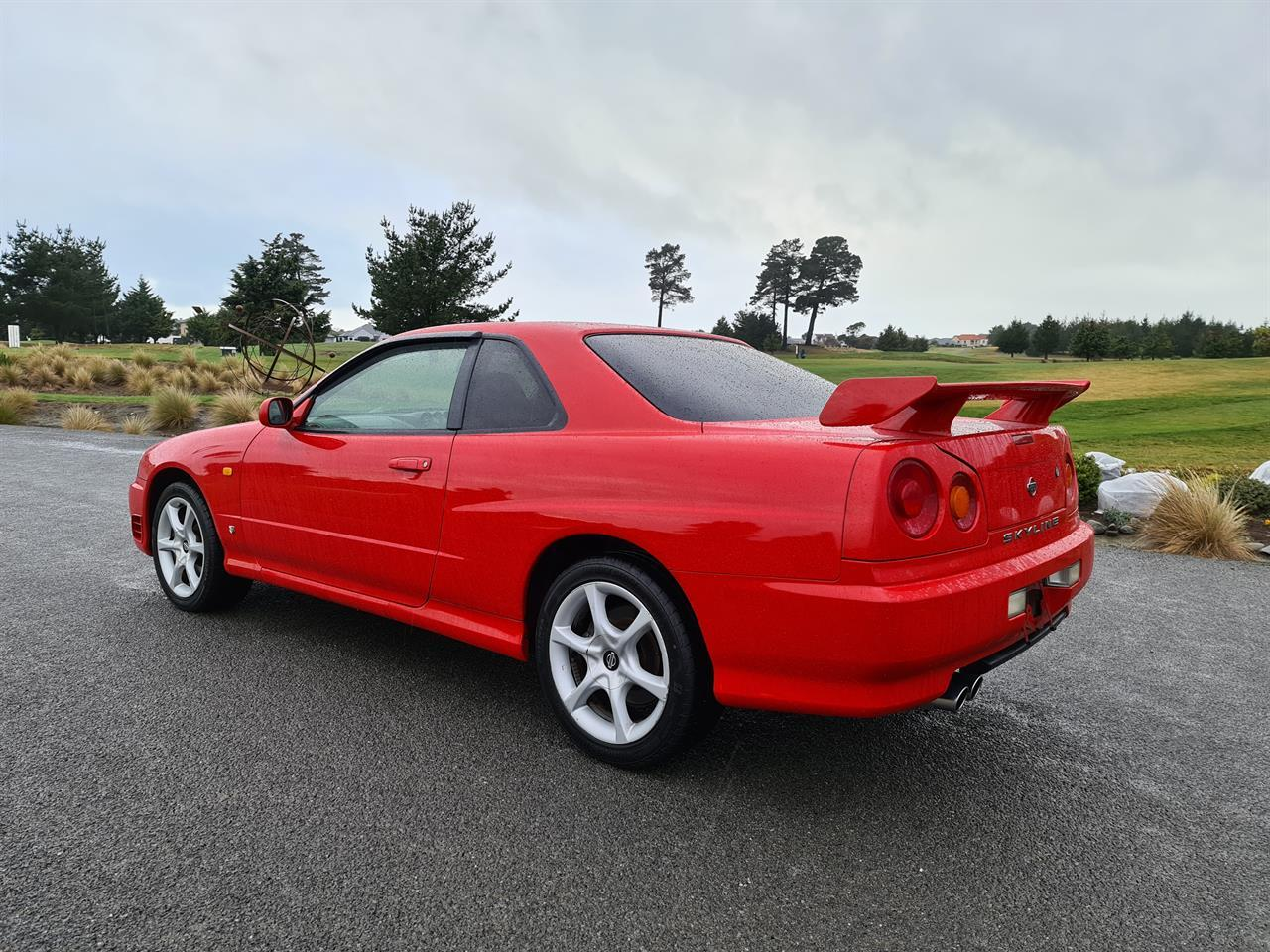 image-2, 2000 Nissan Skyline COUPE 25 GT TURBO at Christchurch