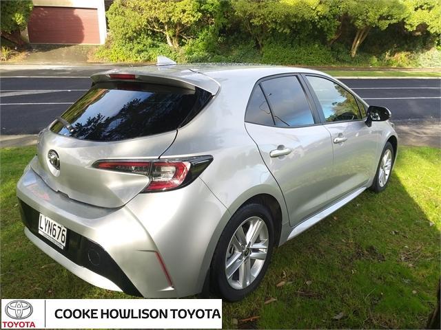 image-5, 2019 Toyota Corolla GX Hatchback at Dunedin
