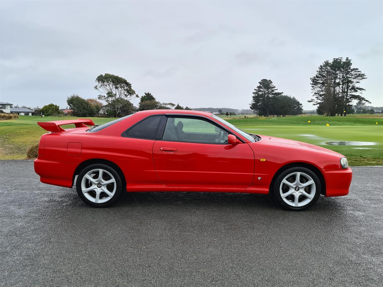image-5, 2000 Nissan Skyline COUPE 25 GT TURBO at Christchurch