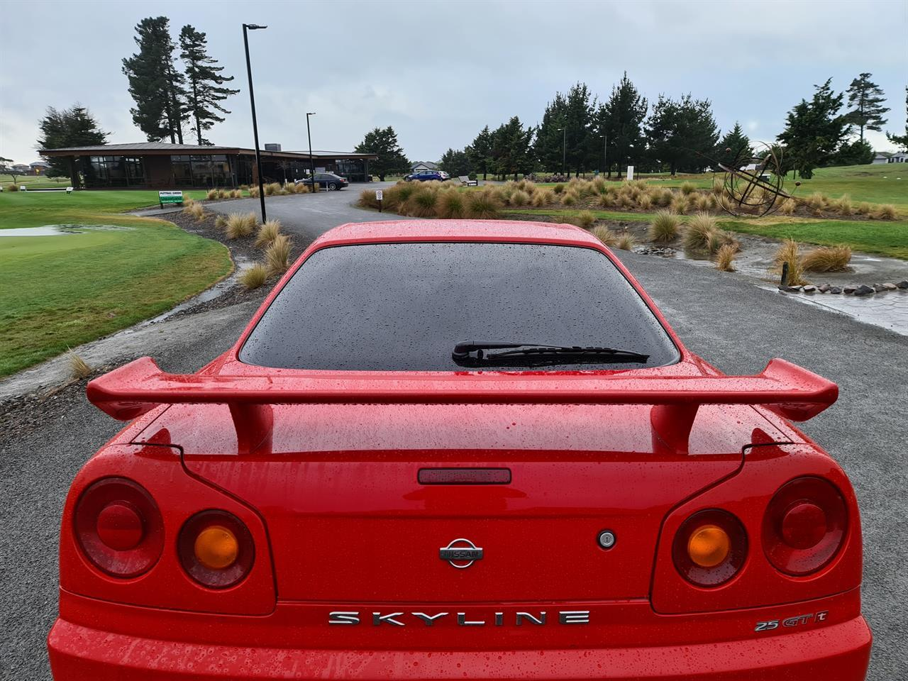 image-3, 2000 Nissan Skyline COUPE 25 GT TURBO at Christchurch