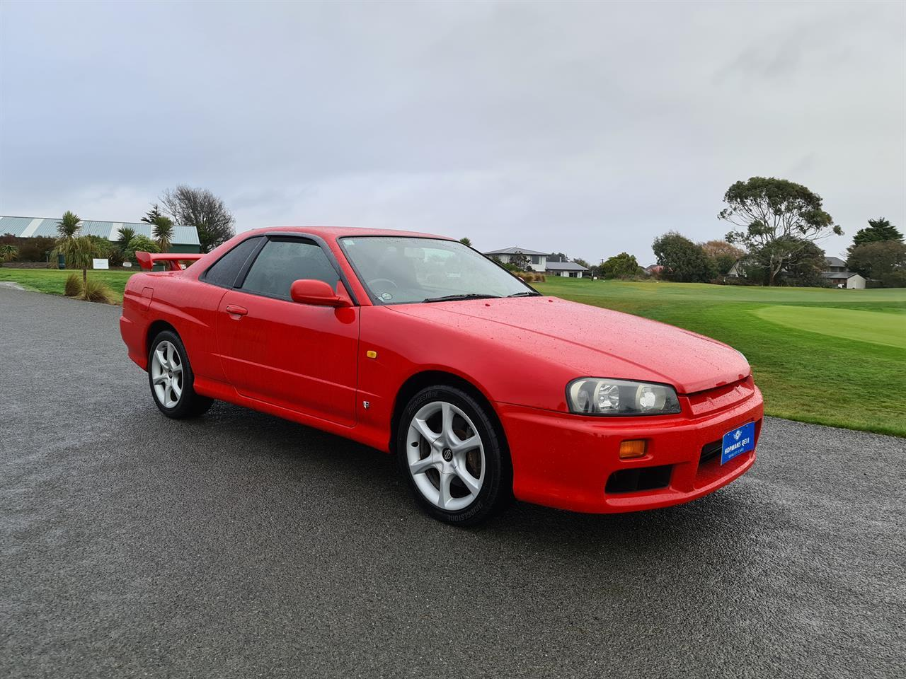 image-0, 2000 Nissan Skyline COUPE 25 GT TURBO at Christchurch