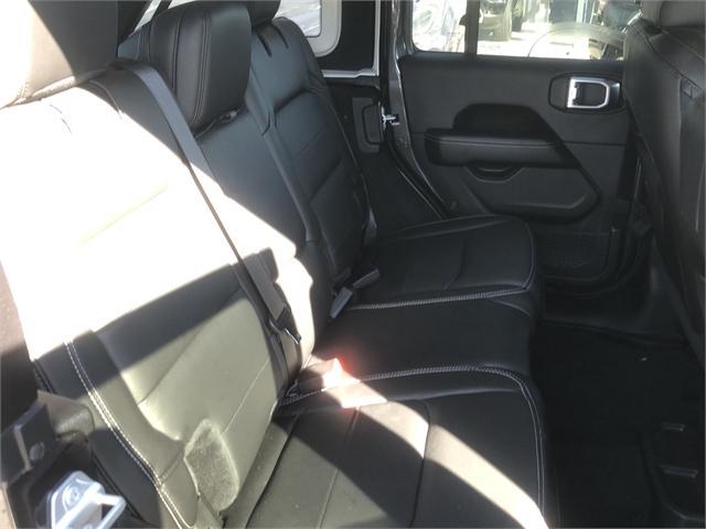 image-11, 2020 Jeep Wrangler Overland 3.6Lt Petrol at Christchurch
