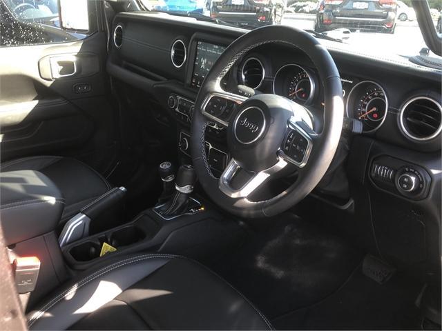 image-2, 2020 Jeep Wrangler Overland 3.6Lt Petrol at Christchurch
