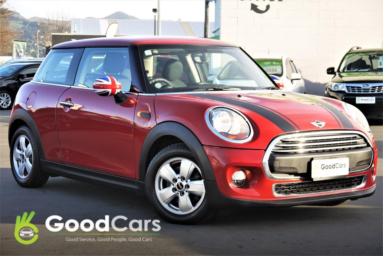 image-0, 2015 Mini Cooper New Shape at Christchurch
