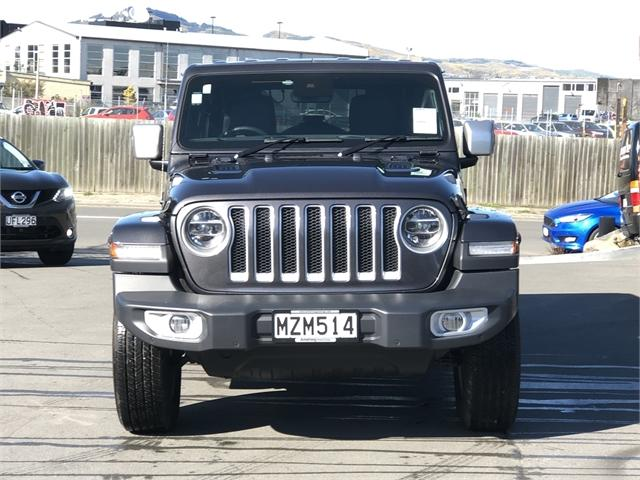 image-5, 2020 Jeep Wrangler Overland 3.6Lt Petrol at Christchurch