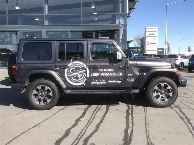 image-3, 2020 Jeep Wrangler Overland 3.6Lt Petrol at Christchurch