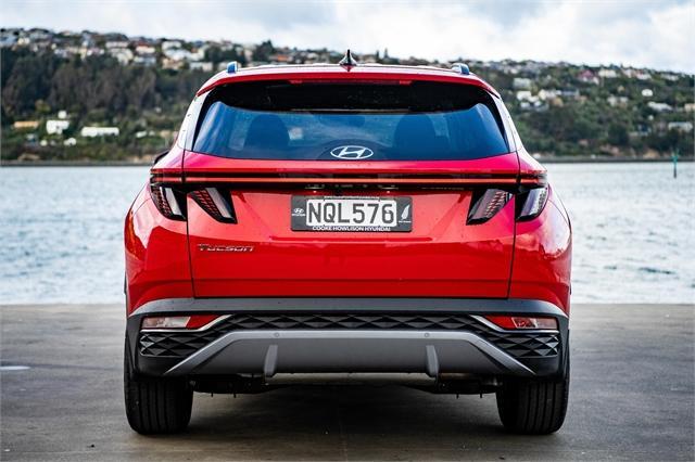 image-8, 2021 Hyundai Tucson NX4e 2.0 Mpi 2WD A6 Elite at Dunedin