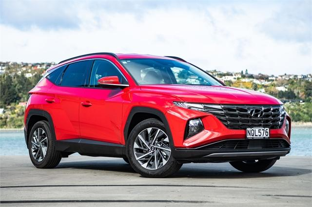 image-0, 2021 Hyundai Tucson NX4e 2.0 Mpi 2WD A6 Elite at Dunedin