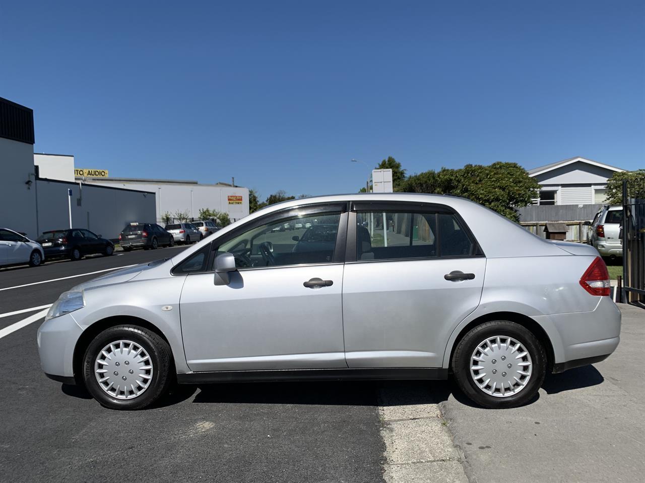 image-3, 2011 Nissan Tiida LATIO SILVER SALOON at Christchurch