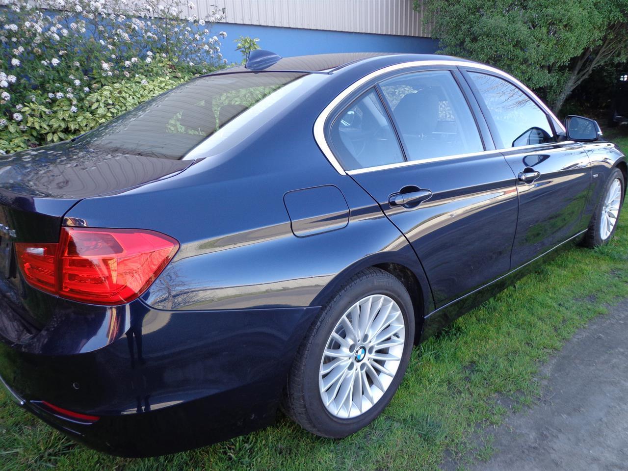 image-1, 2014 BMW 320D DIESEL LUXURY at Christchurch