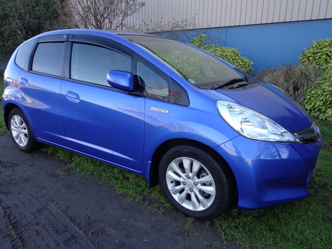 image-0, 2012 Honda FIT HYBRID at Christchurch