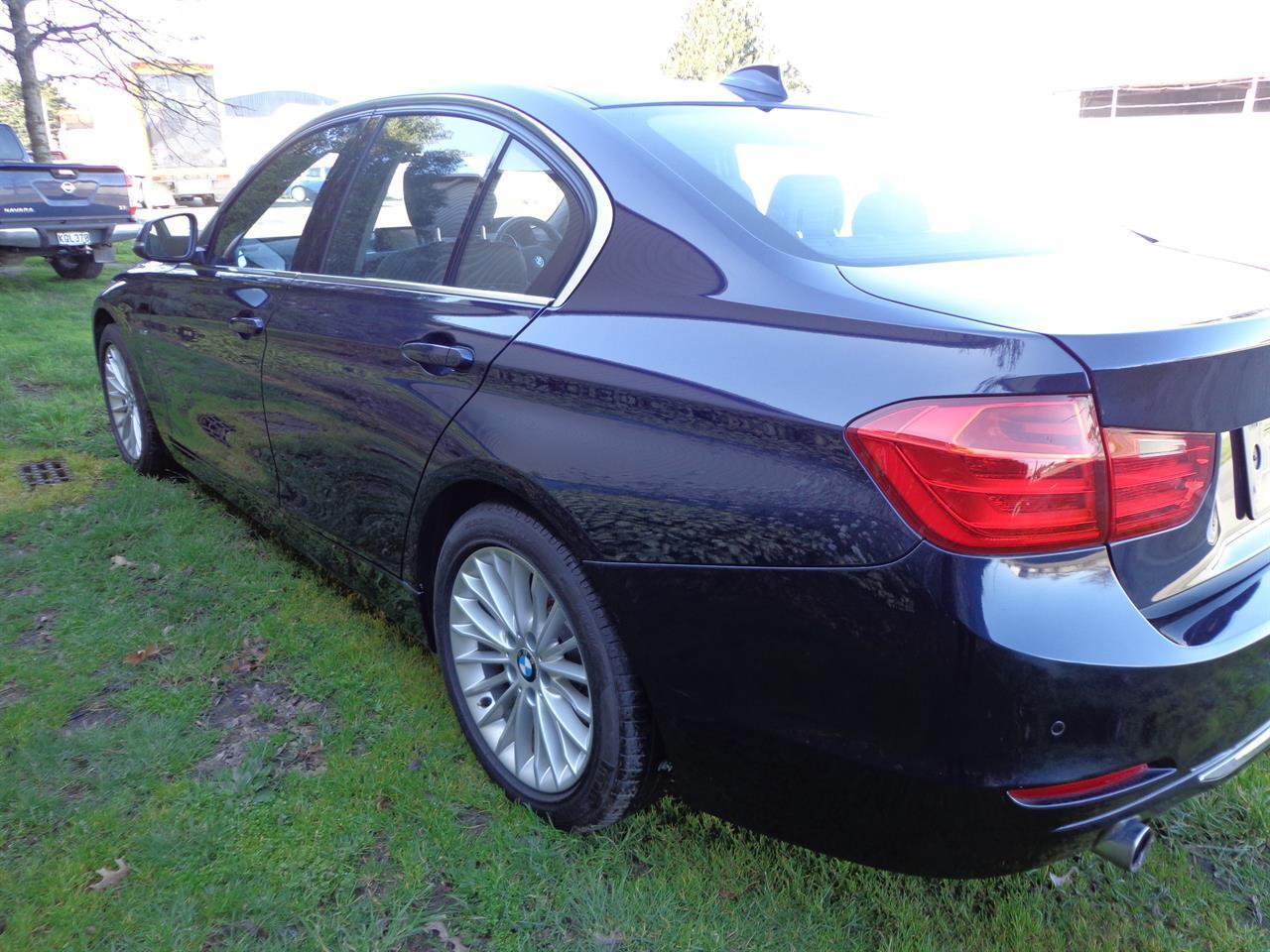 image-3, 2014 BMW 320D DIESEL LUXURY at Christchurch