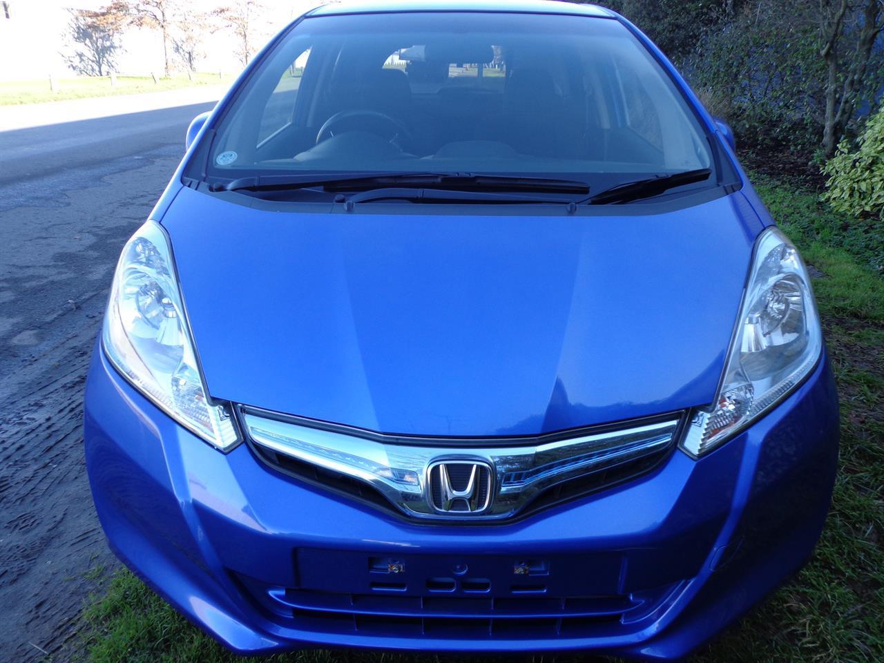 image-7, 2012 Honda FIT HYBRID at Christchurch