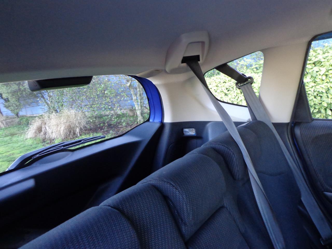 image-13, 2012 Honda FIT HYBRID at Christchurch