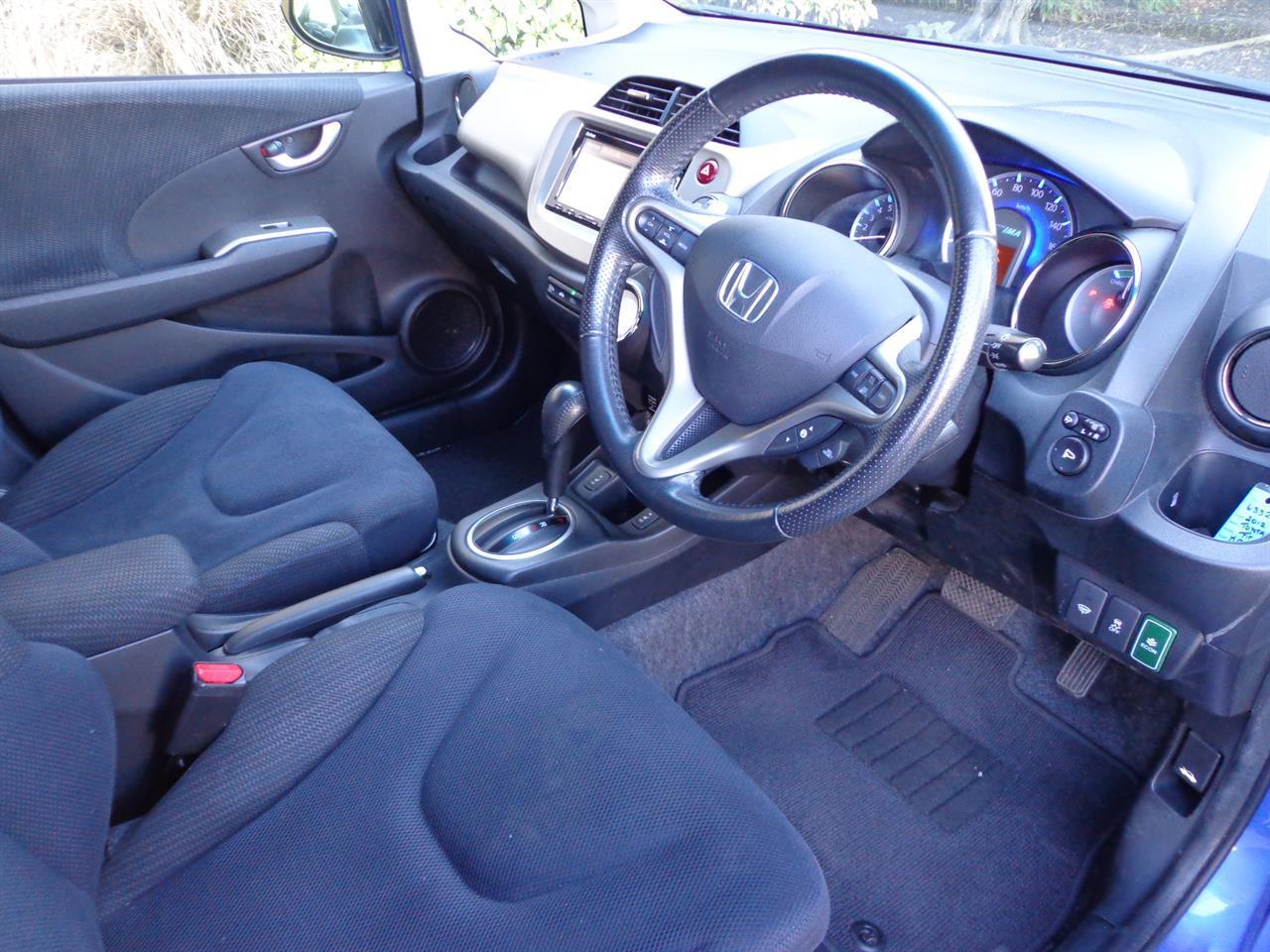 image-8, 2012 Honda FIT HYBRID at Christchurch