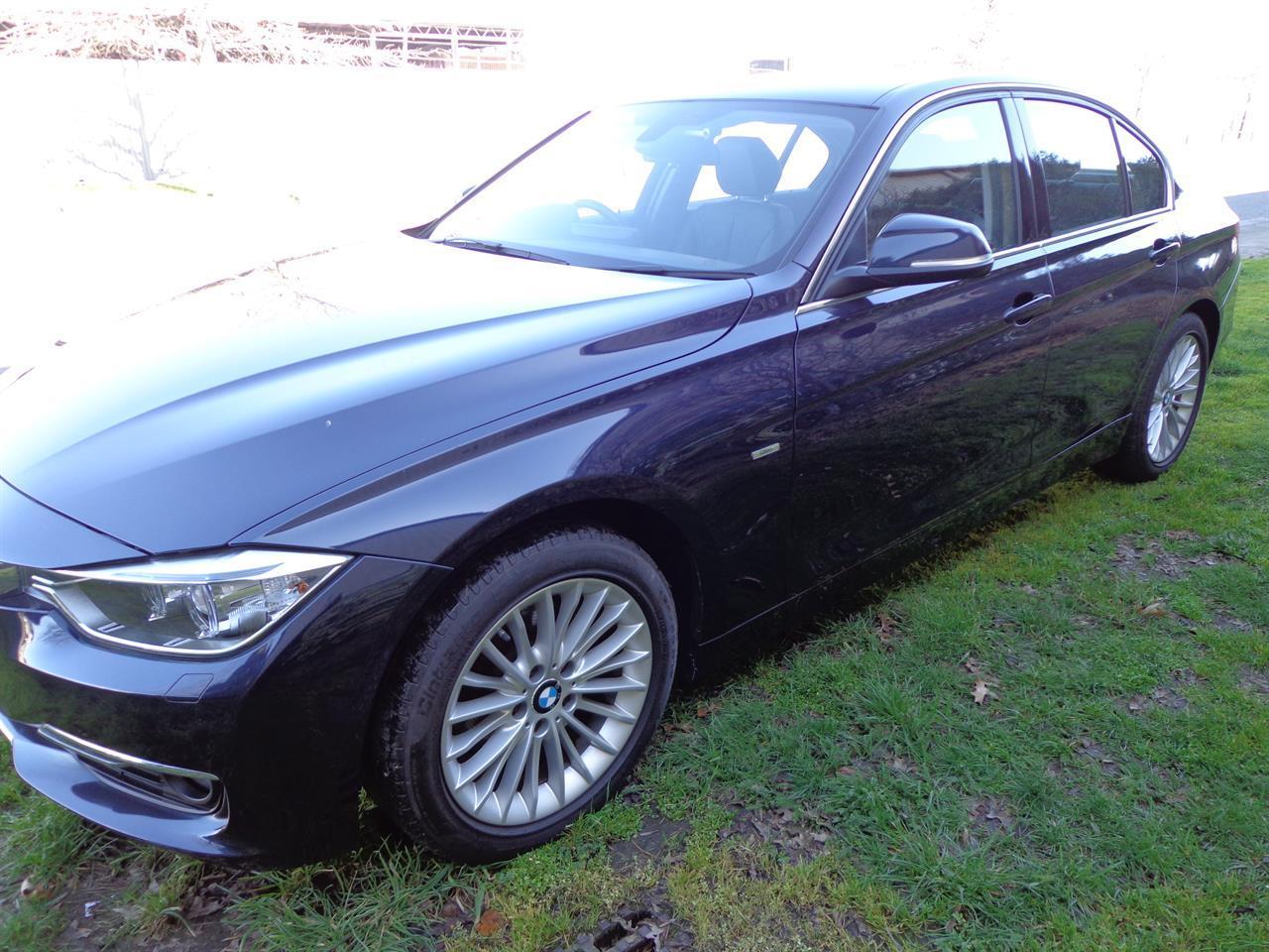 image-4, 2014 BMW 320D DIESEL LUXURY at Christchurch