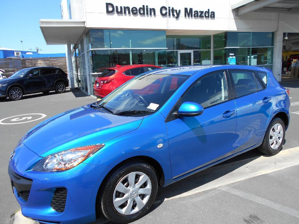 image-0, 2013 Mazda 3 GLX 2.0 Auto Hatch at Dunedin