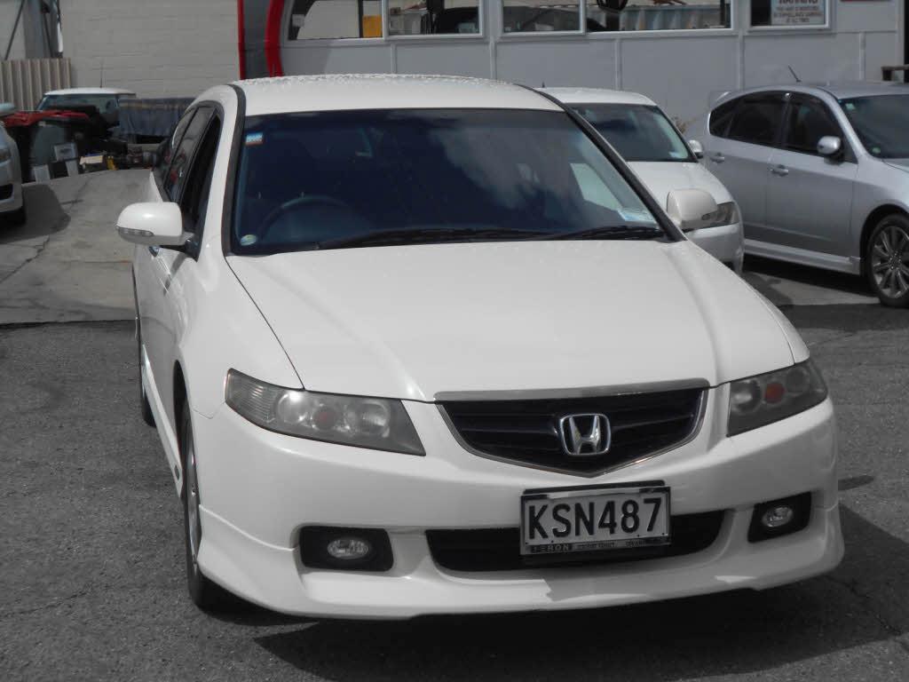 image-3, 2007 Honda Accord 24S Euro at Central Otago