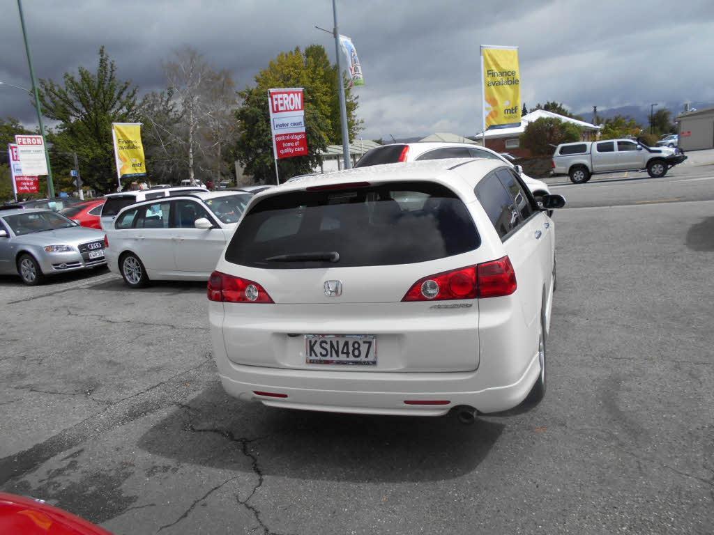 image-8, 2007 Honda Accord 24S Euro at Central Otago