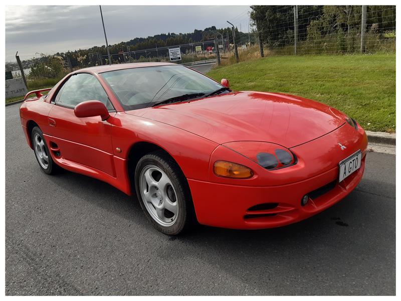 image-0, 1996 Mitsubishi GTO 5 Speed Manual * only 92648 Km at Dunedin