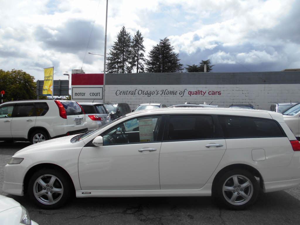 image-5, 2007 Honda Accord 24S Euro at Central Otago