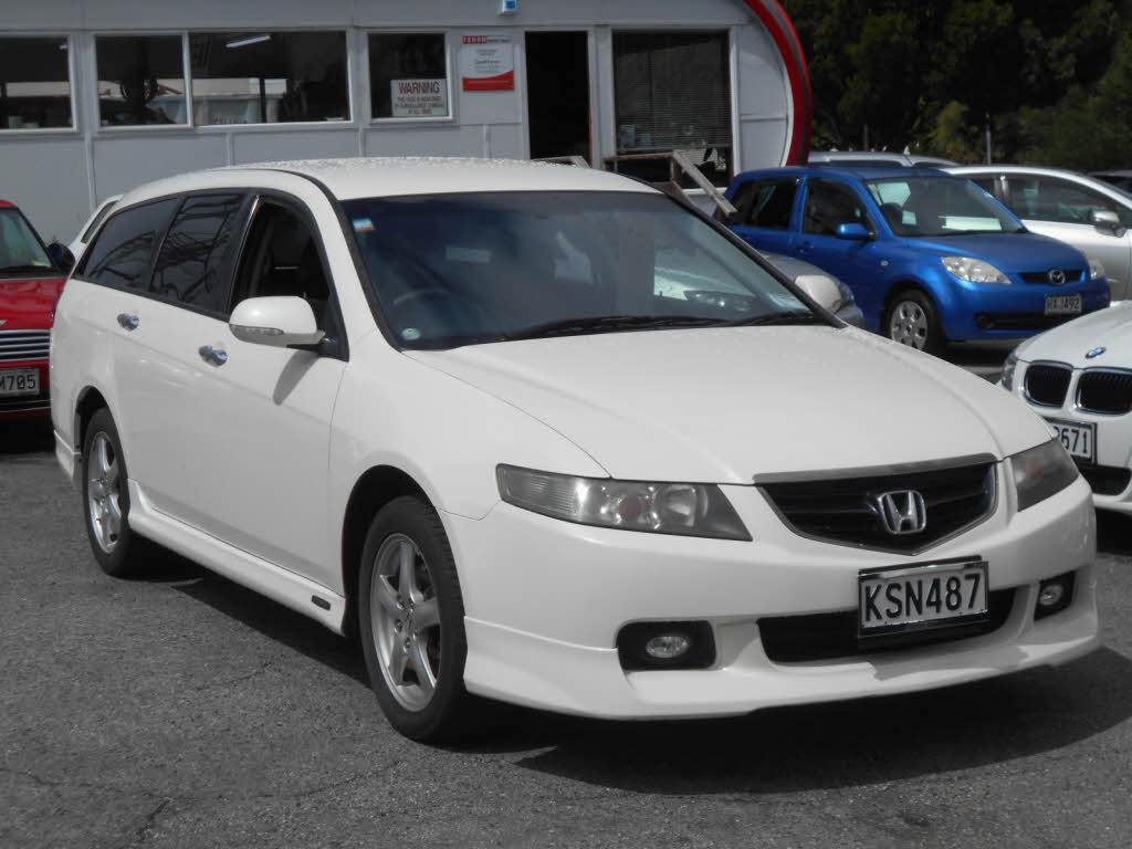 image-2, 2007 Honda Accord 24S Euro at Central Otago