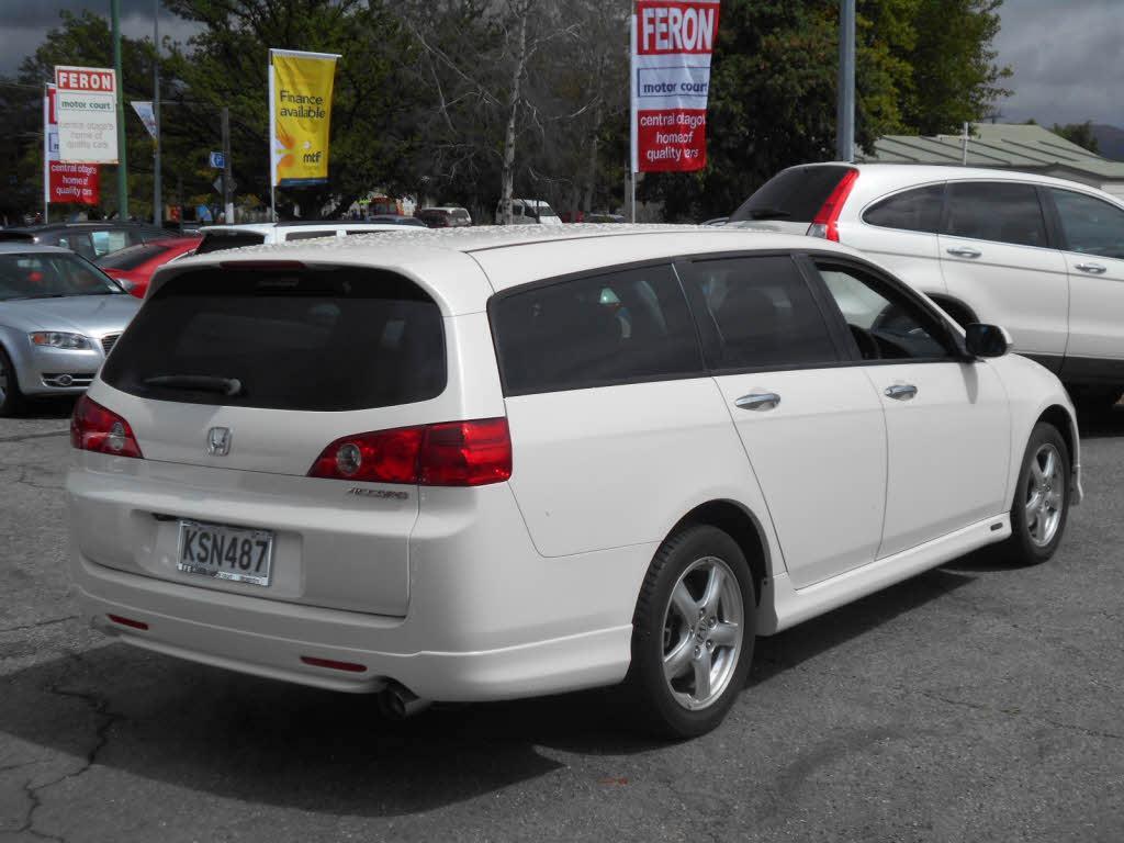 image-9, 2007 Honda Accord 24S Euro at Central Otago
